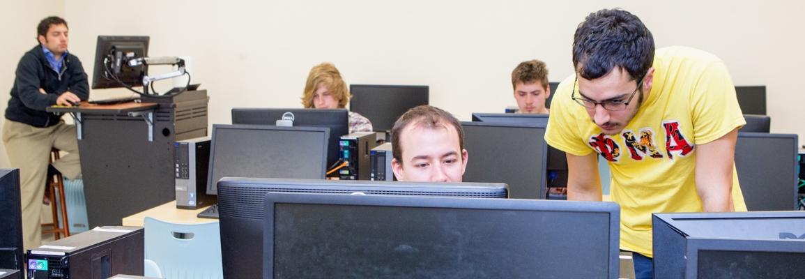 Computer Science classroom